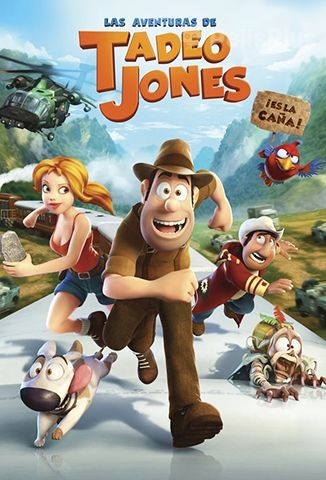 Pelisplus Las Aventuras de Tadeo Jones