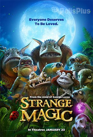 Pelisplus Strange Magic