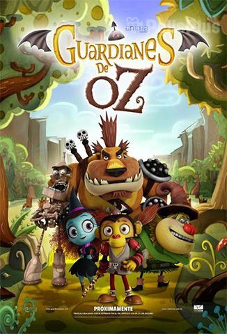 Pelisplus Guardianes de Oz