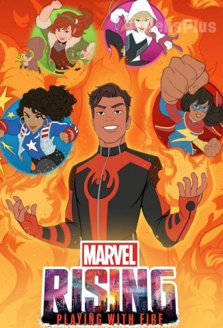 Pelisplus Marvel Rising: Playing With Fire