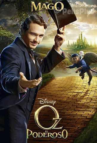 Pelisplus Oz: El Poderoso (Oz the Great and Powerful)