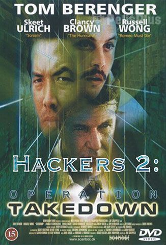 Pelisplus Hackers 2: Operación TakedoTrackdown (Track Down - Takedown)wn