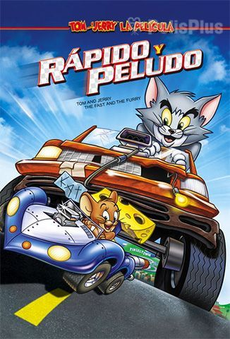 Pelisplus Tom y Jerry en la Super Carrera